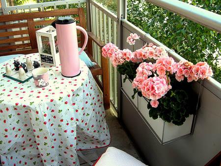 Ideas para el balcón 1