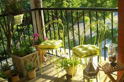 Ideas para el balcón 2