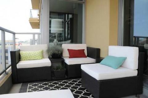 Ideas para el balcón 5