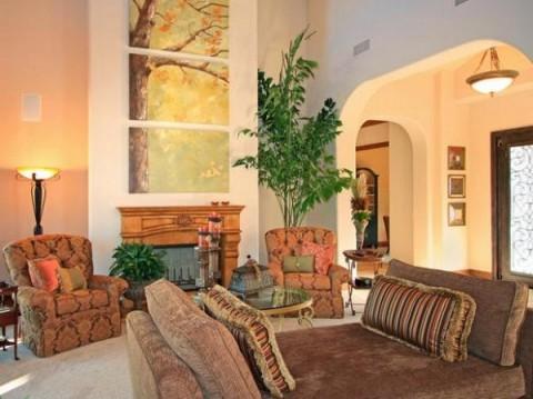 Decoraci n de salones con plantas de interior - Decoracion plantas interior ...