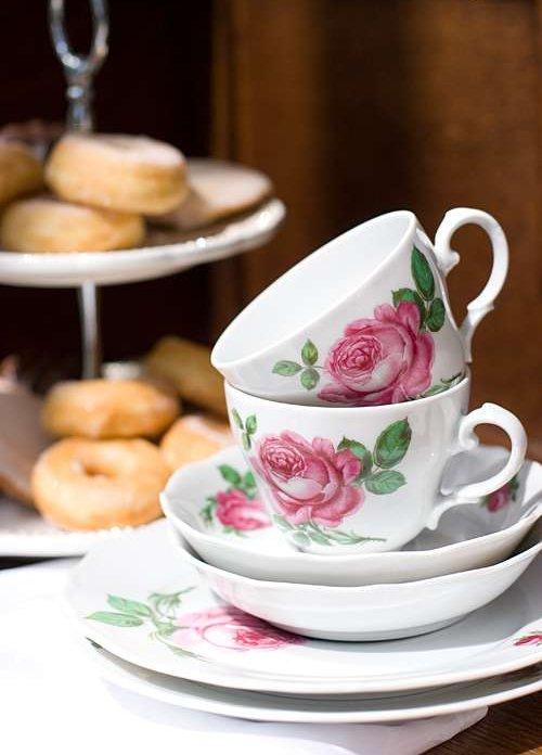 Decora tu hogar con tazas de porcelana for Tazas de porcelana