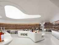 imagen El diseño de las tiendas de vinos