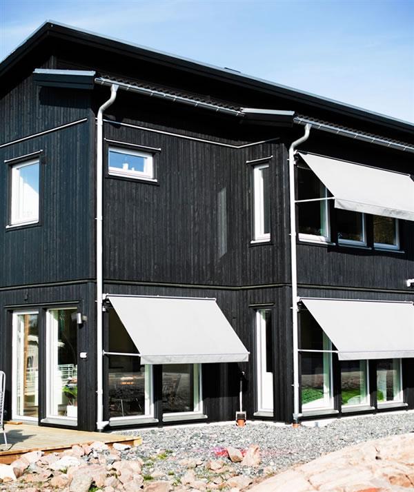 Casa de estilo nórdico 1