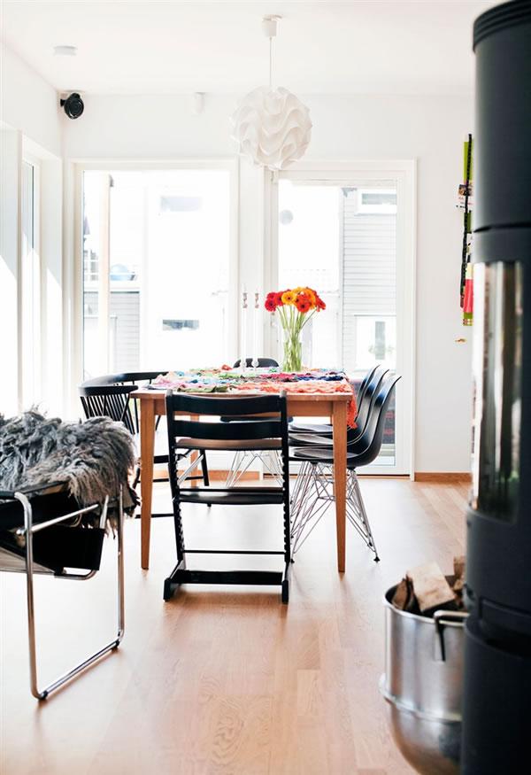 Casa de estilo nórdico 7