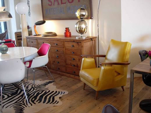 Decorar con objetos antiguos al estilo vintage for Objetos para decorar la casa