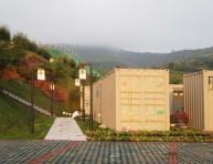 imagen Un hotel de 5 estrellas construido con contenedores
