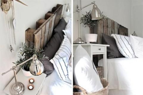 Ideas econ micas para cabeceros for Ideas para decorar el hogar economicas