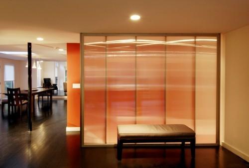 Ideas para el uso de separadores de ambientes - Cortinas separadoras de ambientes ...