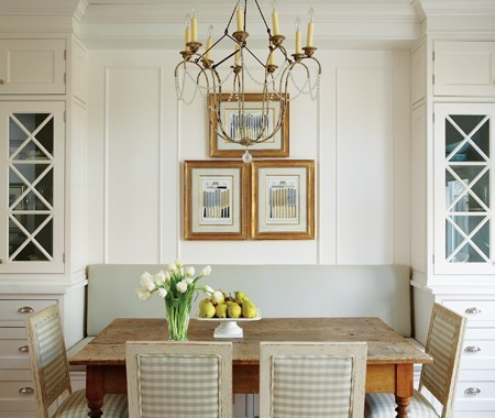 Simetría en la decoración del hogar 3