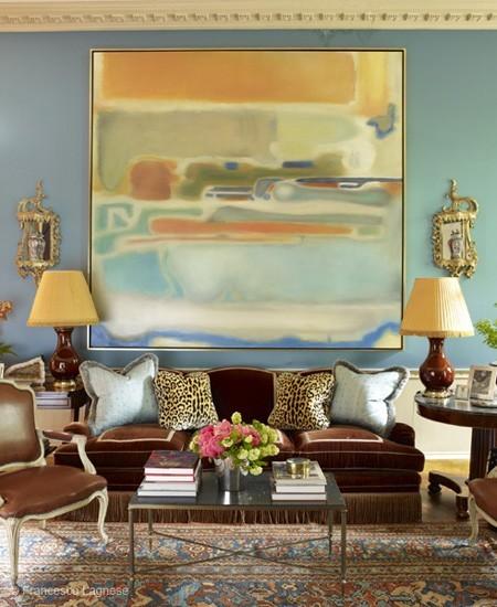 Simetría en la decoración del hogar 5