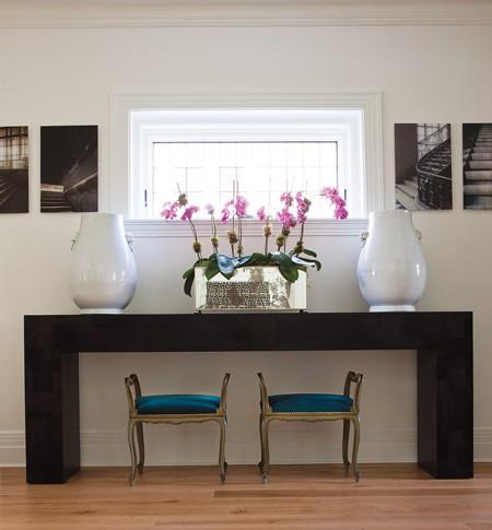 Simetría en la decoración del hogar 9