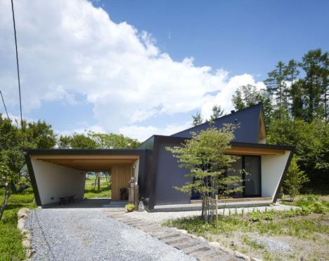 La villa Yatsugatake1