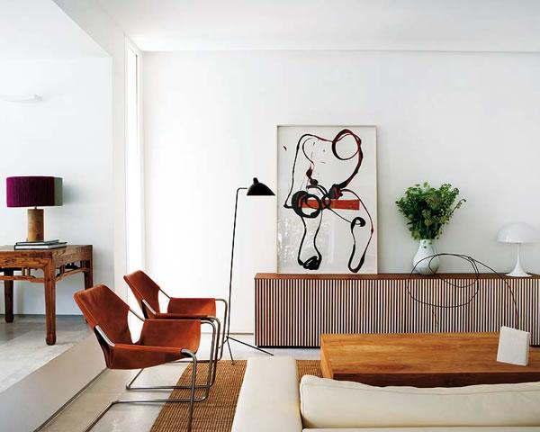 Lámpara de diseño de Serge Mouille 2