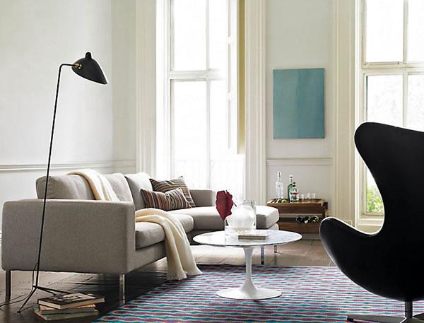 Lámpara de diseño de Serge Mouille 5