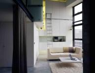 imagen Un loft espacioso y práctico en Japón