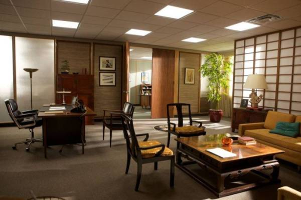 Decorados de Mad Men 3