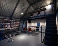 imagen Mishima House, optimizando la arquitectura interior