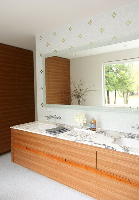 Juegos De Baño Ultimas Tendencias:proponen muebles para el baño en un estilo clásico, hechos de