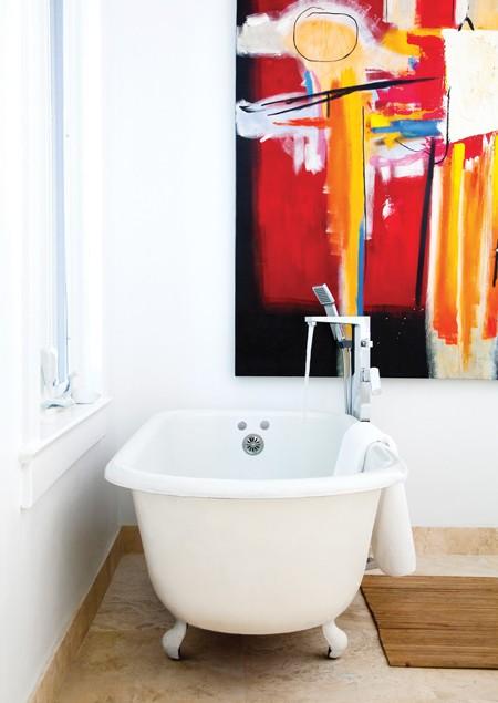 Tendencias en el dise o del cuarto de ba o - Ultimas tendencias en decoracion de paredes ...
