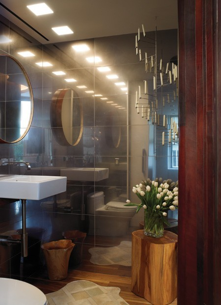 Nuevas tendencias en el diseno de cuartos de bano 10 for Ultimas tendencias en decoracion de dormitorios