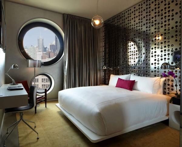 Dormitorios inspirados en hoteles 1