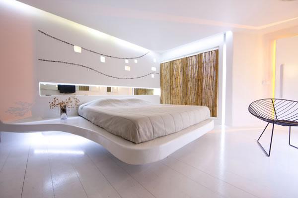 Ideas inspiradas en habitaciones de hotel - Camere da letto originali ...