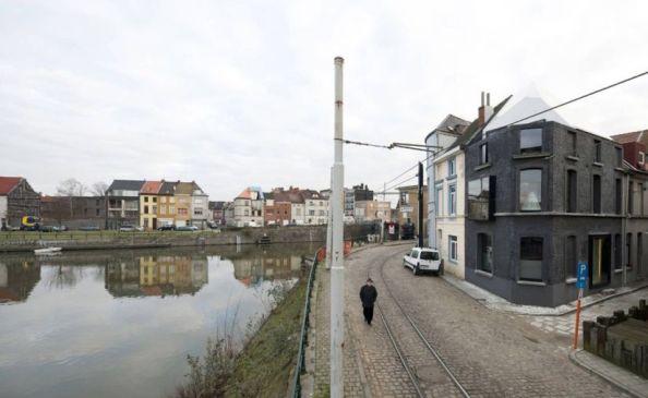 Renovando la decoración de una casa en Bélgica 2