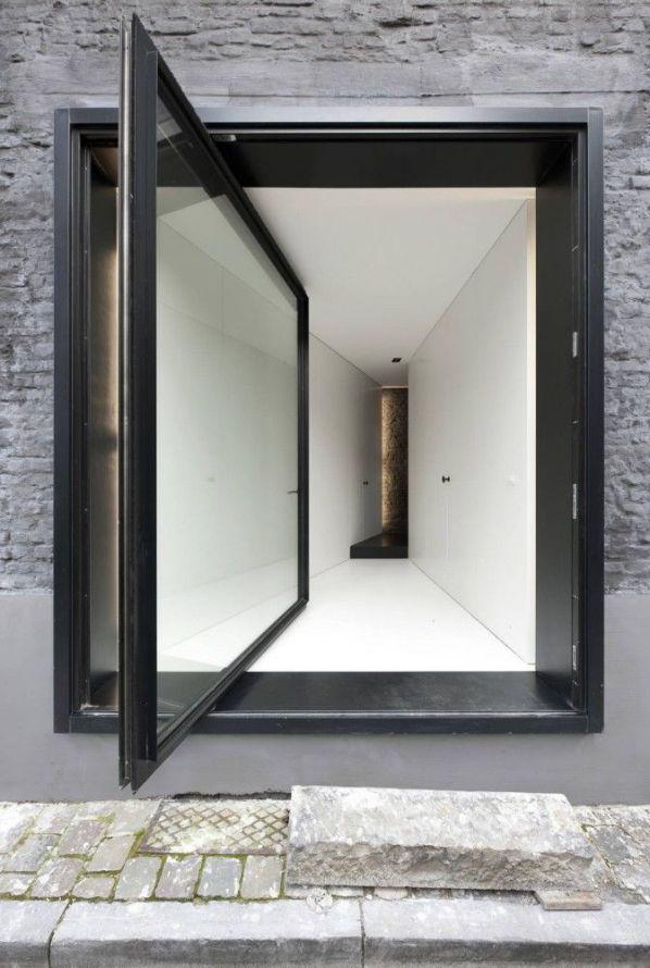Renovando la decoración de una casa en Bélgica 4