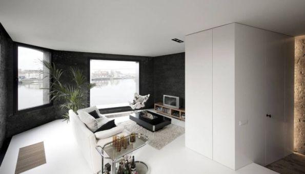 Renovando la decoración de una casa en Bélgica 7