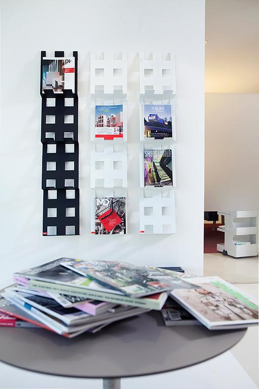 Revisteros de pared para la oficina en casa - Revisteros de pared ...