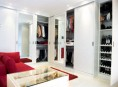 imagen Roperos modernos para casas con espacio