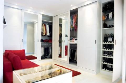 Armarios y vestidores modernos 5