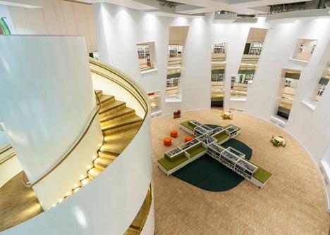 Moderna biblioteca londinense 2