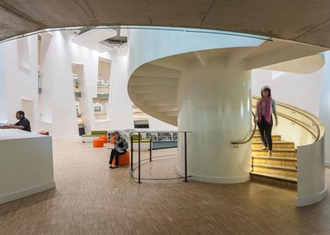 Moderna biblioteca londinense 3
