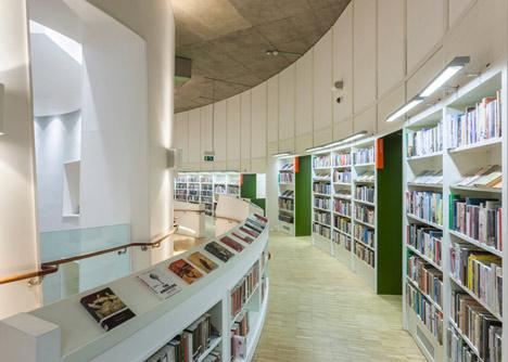 Moderna biblioteca londinense 4