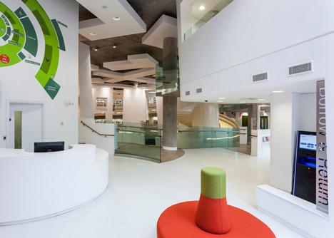 Moderna biblioteca londinense 5