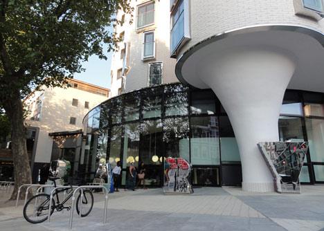 Moderna biblioteca londinense 9