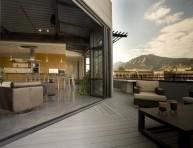imagen Sofisticado y moderno loft junto a las montañas