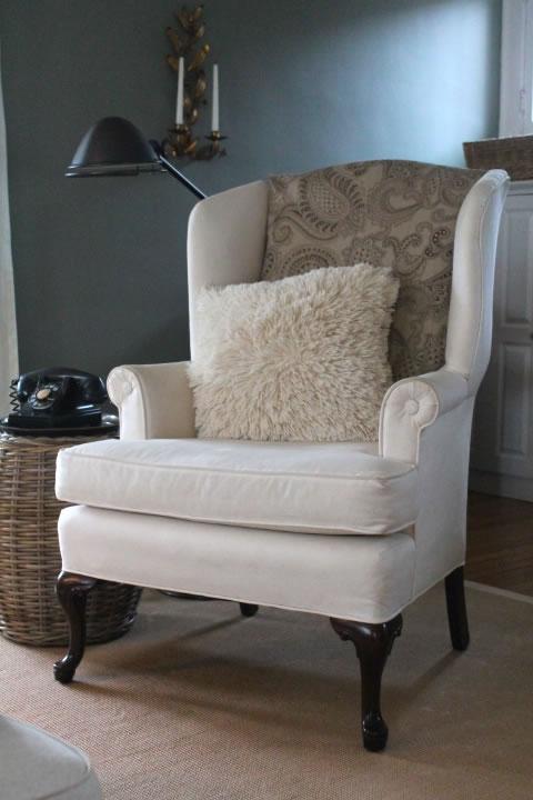 Renovar el sillón sin gastar dinero 1