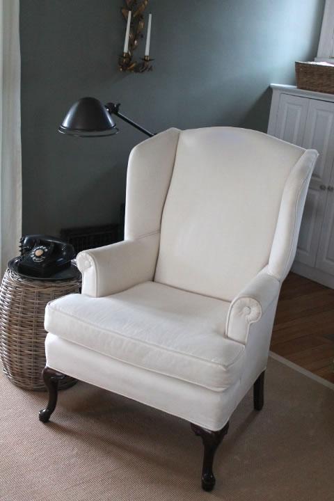 Renovar el sillón sin gastar dinero 2