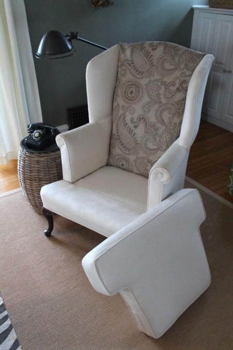 Renovar el sillón sin gastar dinero 3