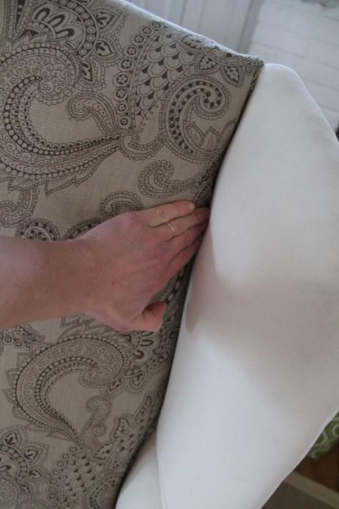 Renovar el sillón sin gastar dinero 4