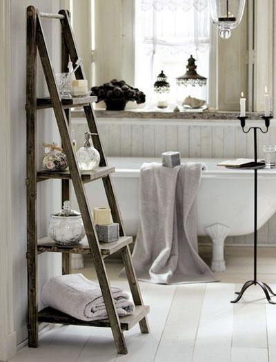 decoracin con escaleras