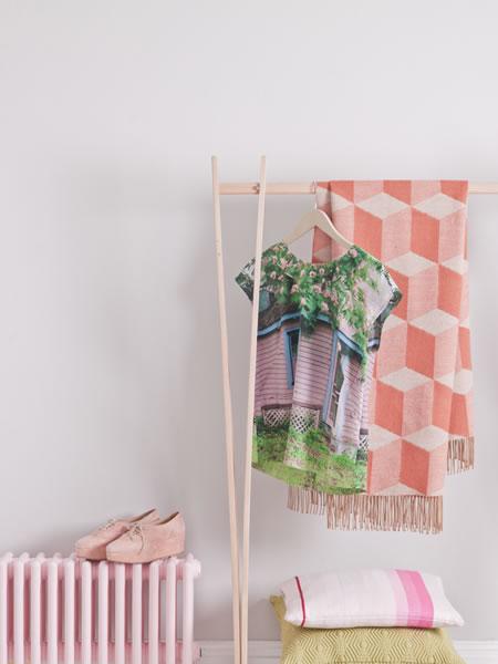 Decorar con bonitos tonos pastel - Ideas para cubrir radiadores ...