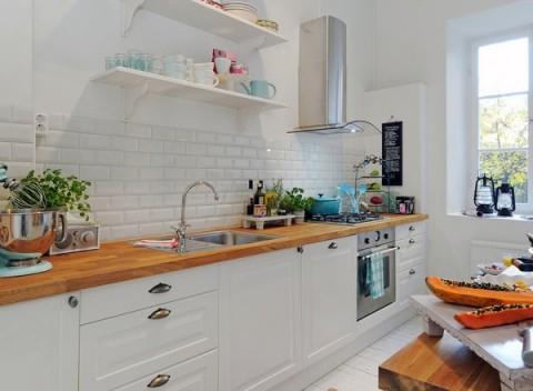 Bell simas cocinas de estilo n rdico - Casa diez cocinas ...