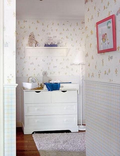 Habitaciones con papel pintado08