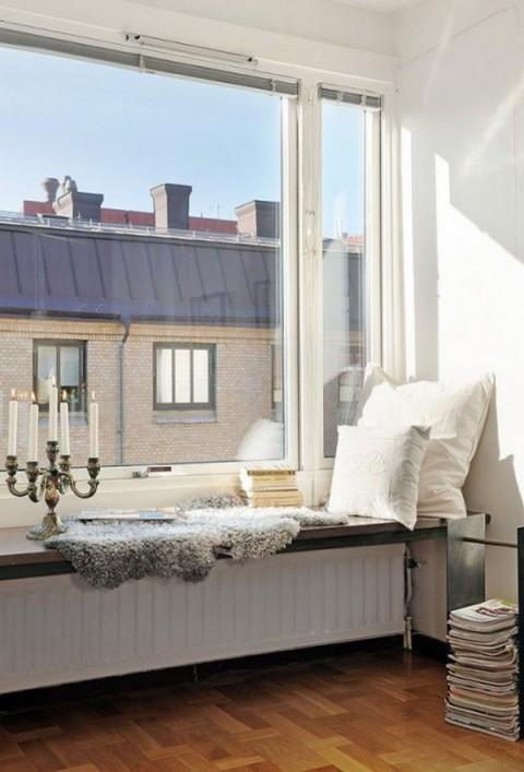 Rincones espectaculares junto a las ventanas 3