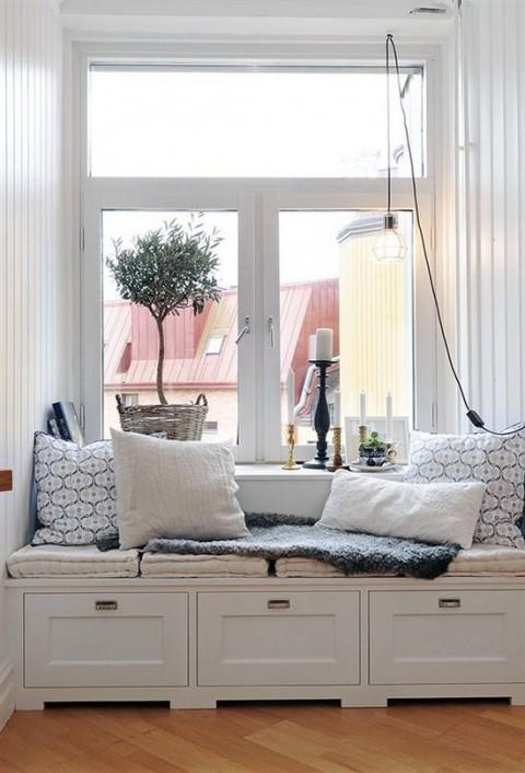 Rincones espectaculares junto a las ventanas 4