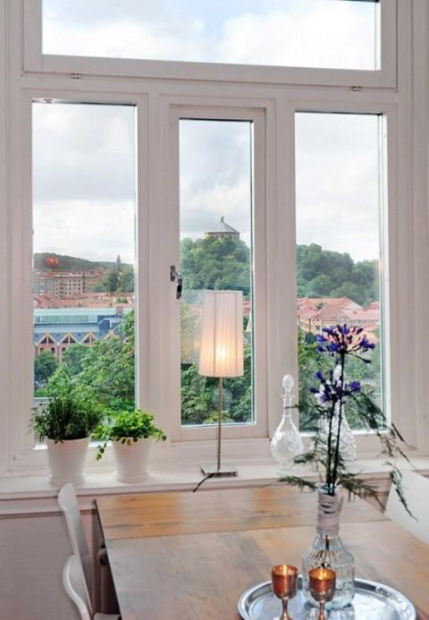 Rincones espectaculares junto a las ventanas 7