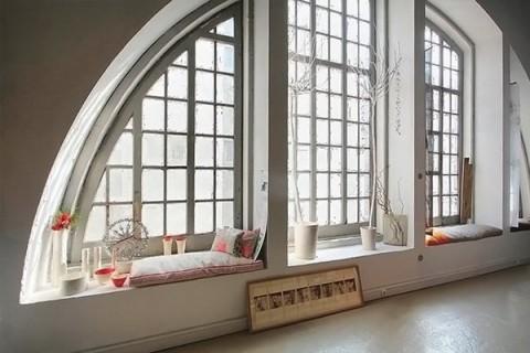 Rincones espectaculares junto a las ventanas 5